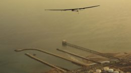 Solar Impulse 2 trip around the world