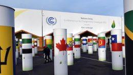 Paris climate change conference - 29/11/2015, Photo: Elmond Jiyane, GCIS
