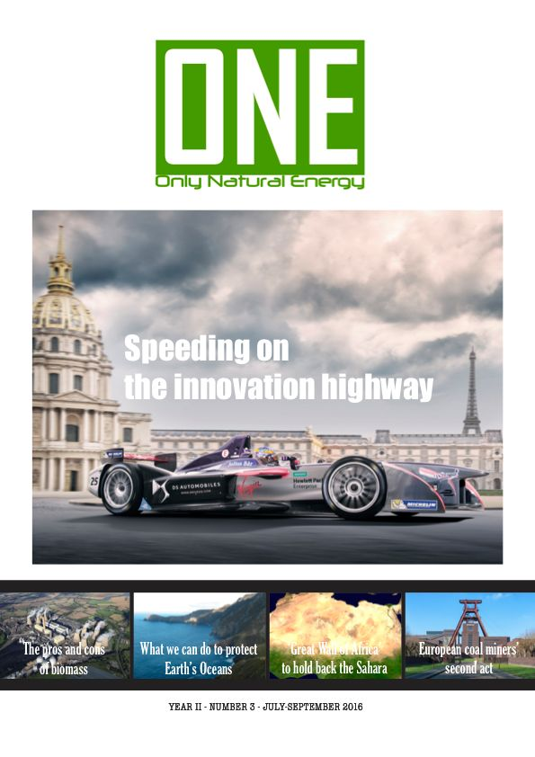 ONE Onlynaturalenergy.com - Nr. 3-2016