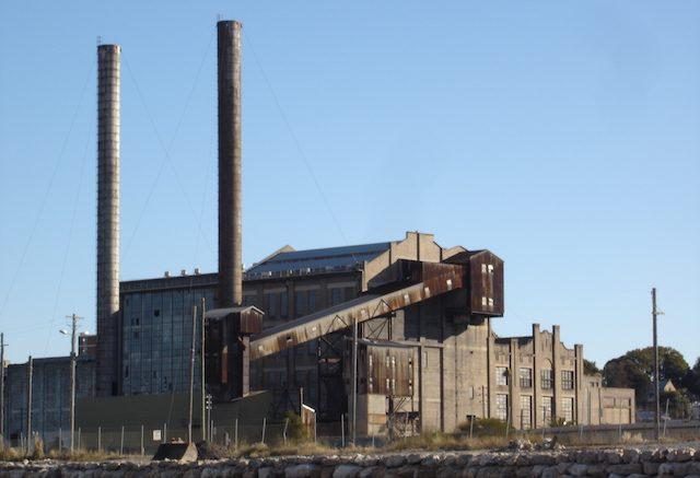 White Bay Power Station (Australia). Photo credit: Andrew Mitchell