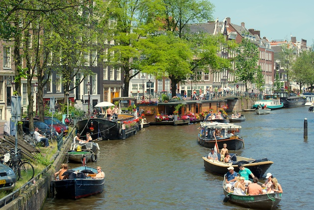 Amsterdam. Photo credit: Kevin McGill