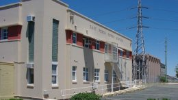 East Perth Power station admin building. Photo credit: Gnangarra
