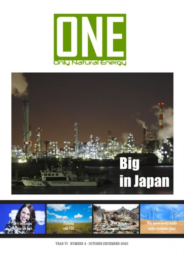 Only Natural Energy magazine - nr 4/2020