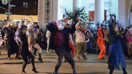 The annual Greenwich Village Halloween Parade (New York, USA). Photo credit: Magnus Manske
