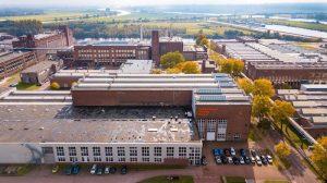 Industriepark Kleefse Waard - Aerial vue - Photo Credit IPKW