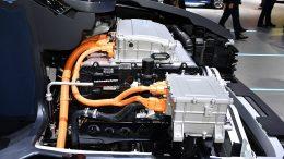 Hyundai NEXO Hydrogen Fuel Cell Car beim Autosalon Genf 2018 Dr. Artur Braun (Arturbraun)