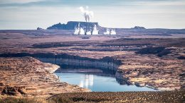Navajo generating station (Page, Arizona). Photo credit: Adobe stock