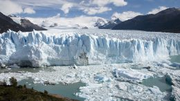 Perito Moreno Glacier, in Los Glaciares National Park, southern Argentina Photo taken by (Luca Galuzzi)