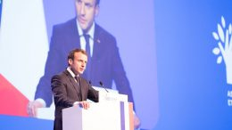 Emmanuel Macron. Photo credit: Jacques Paquier