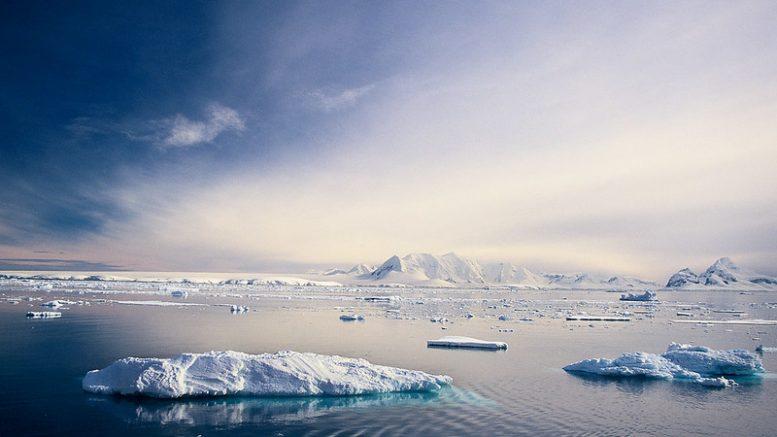 Flickr GRID-ArendalSea ice and shelf ice, Antarctic Peninsula